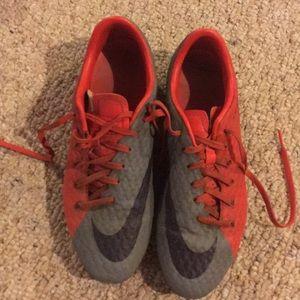 Nike skin soccer cleat